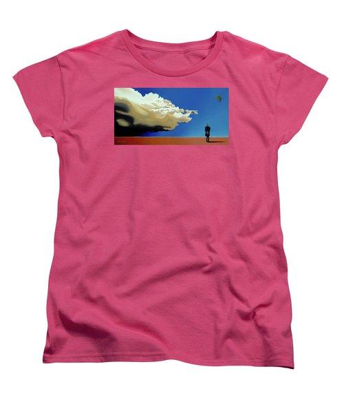 Approaching Storm Women's T-Shirt (Standard Cut)