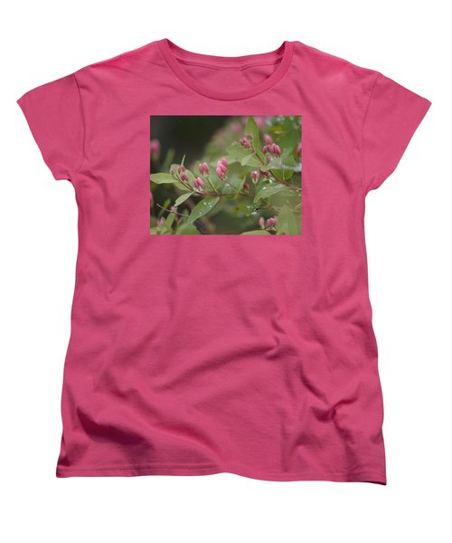 April Showers 4 Women's T-Shirt (Standard Cut) by Antonio Romero