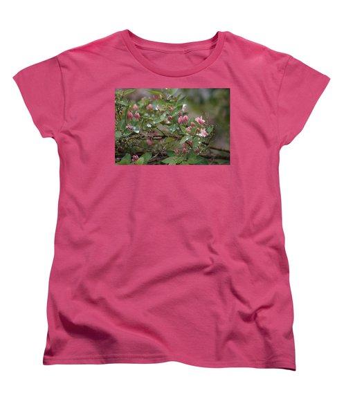 April Showers 6 Women's T-Shirt (Standard Cut) by Antonio Romero
