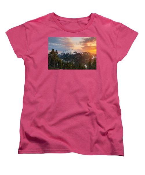 Artist's Inspiration Women's T-Shirt (Standard Cut) by Ryan Manuel
