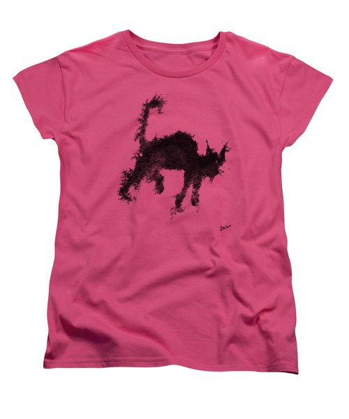 Electricat Women's T-Shirt (Standard Cut)