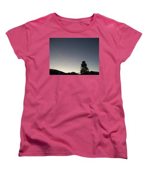 At Dusk Women's T-Shirt (Standard Cut) by Jewel Hengen