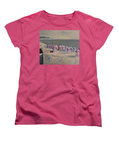 At The Beach Women's T-Shirt (Standard Fit)