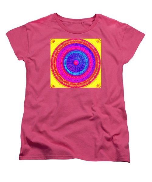 Austin Dome - A Women's T-Shirt (Standard Cut) by Karen J Shine