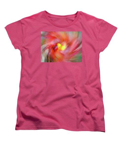 Autumn Foliage 11 Women's T-Shirt (Standard Cut) by Bernhart Hochleitner