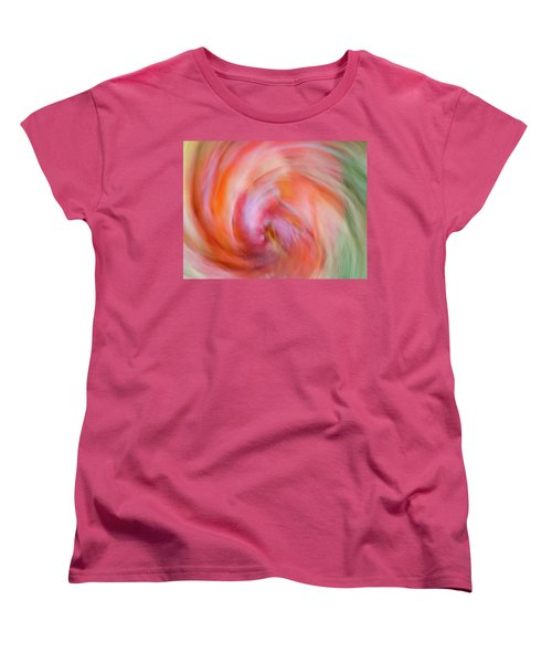 Autumn Foliage 14 Women's T-Shirt (Standard Cut) by Bernhart Hochleitner