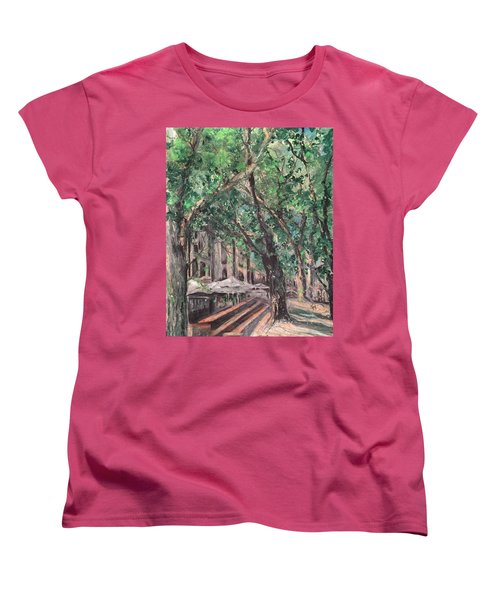 Avignon Women's T-Shirt (Standard Cut) by Robin Miller-Bookhout