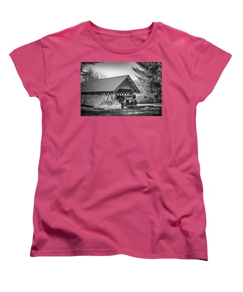 Back In The Day Women's T-Shirt (Standard Cut) by Nicki McManus