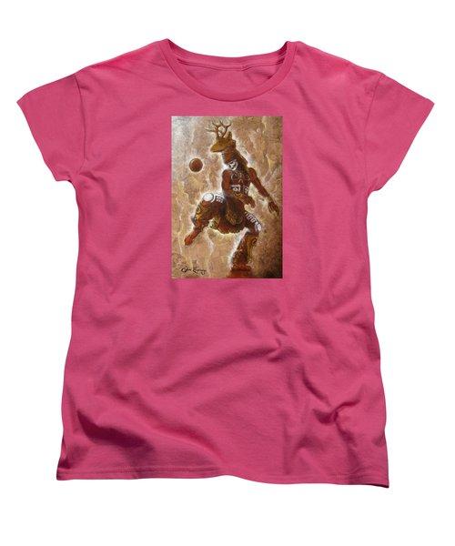 Ball Game Women's T-Shirt (Standard Cut)