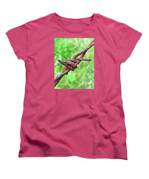 Barbed Women's T-Shirt (Standard Cut)