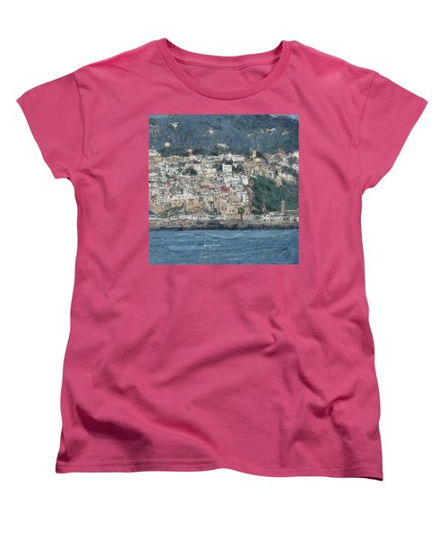 Bay Of Tangier Women's T-Shirt (Standard Cut)