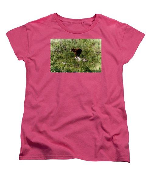 Bear2 Women's T-Shirt (Standard Cut)