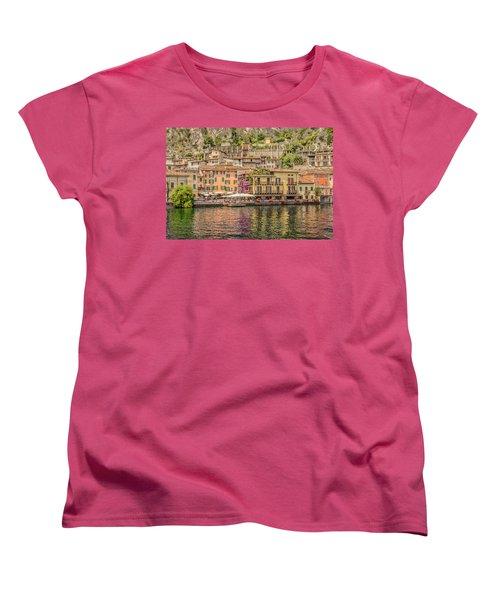 Beautiful Italy Women's T-Shirt (Standard Cut) by Roy McPeak