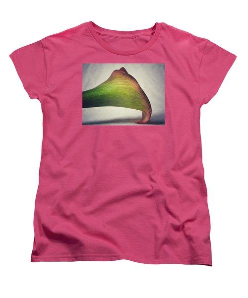 Women's T-Shirt (Standard Cut) featuring the photograph Beauty by Karen Stahlros