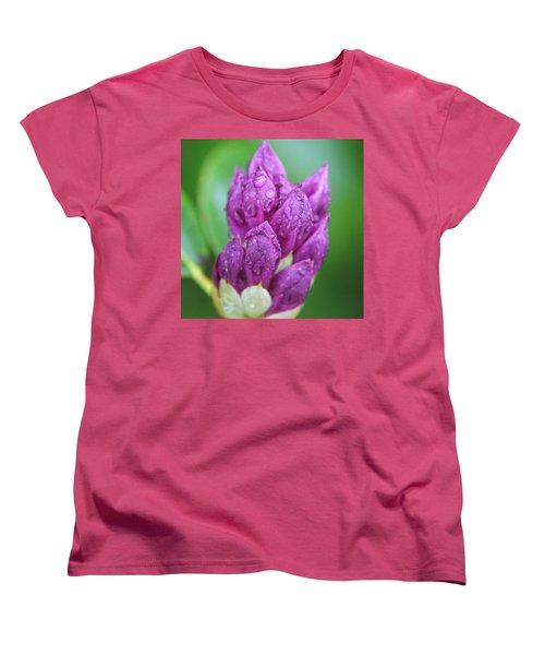 Women's T-Shirt (Standard Cut) featuring the photograph Bedazzled by Alex Grichenko