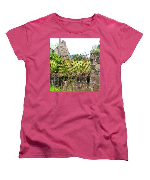 Better Days Women's T-Shirt (Standard Cut) by Ian  MacDonald