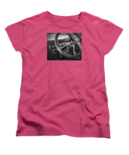 Big Wheel Women's T-Shirt (Standard Cut) by JRP Photography
