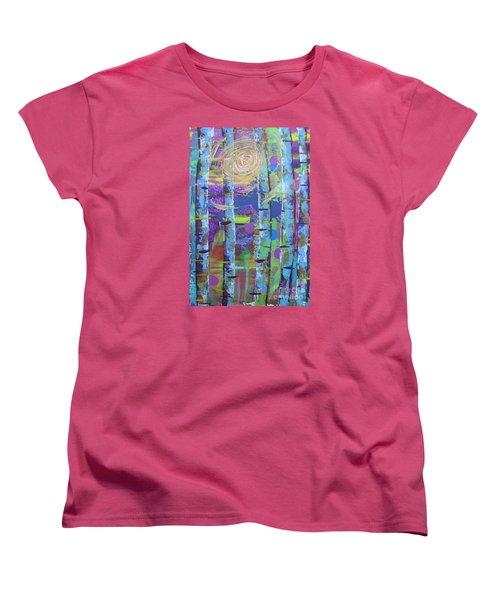 Birch 6 Women's T-Shirt (Standard Cut) by Jacqueline Athmann