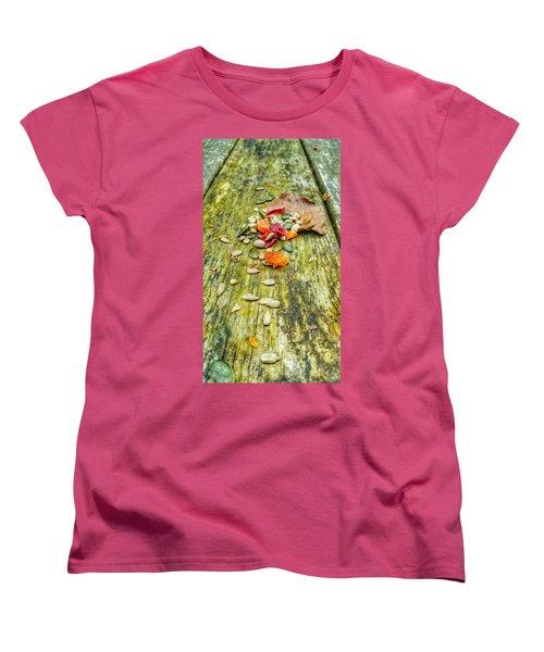 Bird Food Women's T-Shirt (Standard Cut)