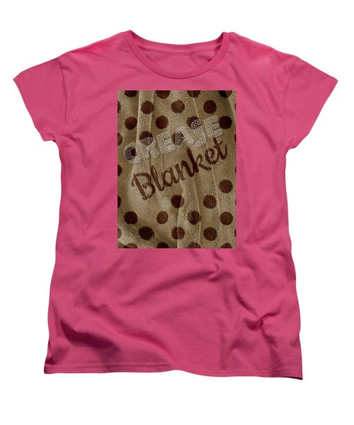 Blanket Women's T-Shirt (Standard Cut) by La Reve Design