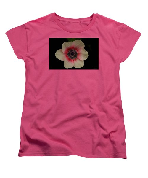 Blushing  Women's T-Shirt (Standard Cut) by Uri Baruch