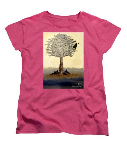 Borrowed Poppy Women's T-Shirt (Standard Cut)