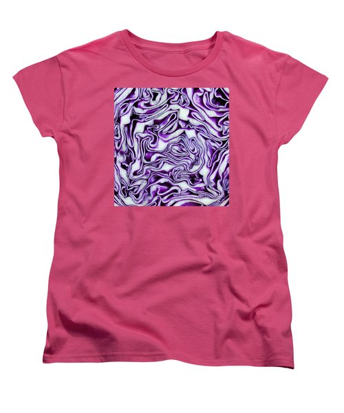 Women's T-Shirt (Standard Cut) featuring the photograph Brain Food by Denise Pohl