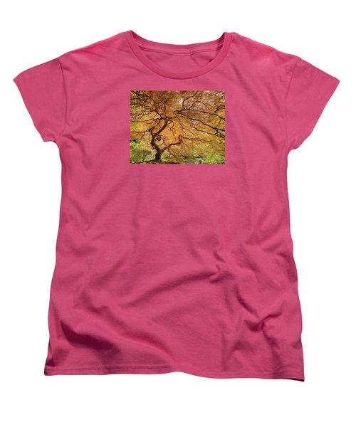 Brilliant Japanese Maple Women's T-Shirt (Standard Cut)