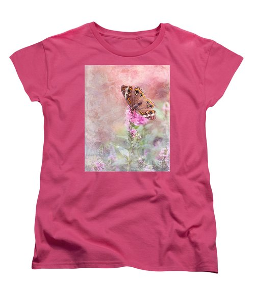 Buckeye Bliss Women's T-Shirt (Standard Cut)