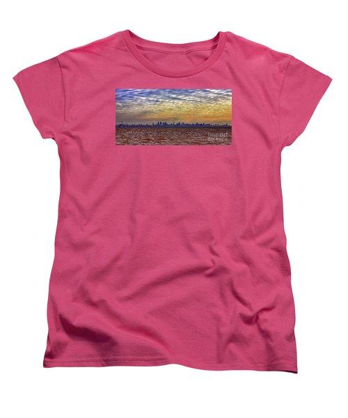 Buenos Aires 014 Women's T-Shirt (Standard Cut) by Bernardo Galmarini