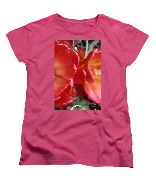 Cactus Reds Women's T-Shirt (Standard Cut)