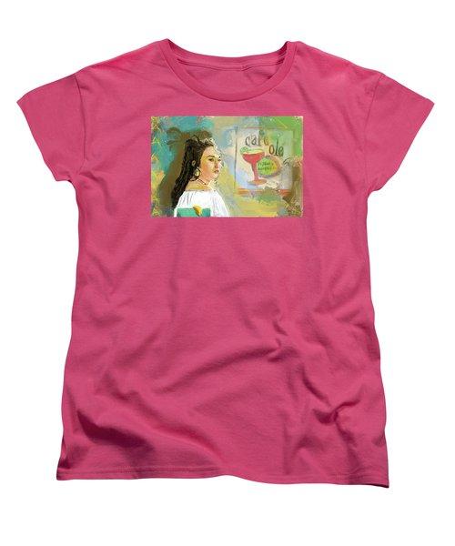 Cafe Ole Girl Women's T-Shirt (Standard Cut)