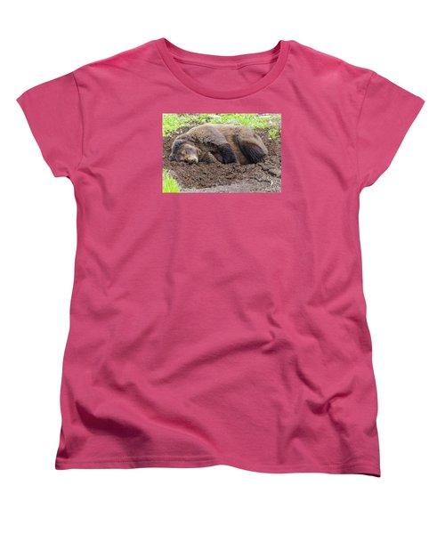 Call Later Women's T-Shirt (Standard Cut) by Harold Piskiel