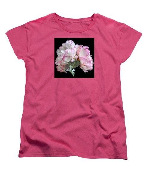 Camelia Women's T-Shirt (Standard Cut) by Susi Stroud