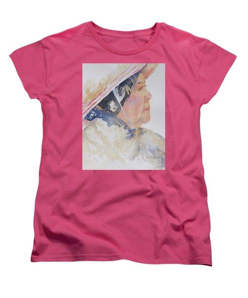 Caribbean Sun Women's T-Shirt (Standard Cut) by Mary Haley-Rocks