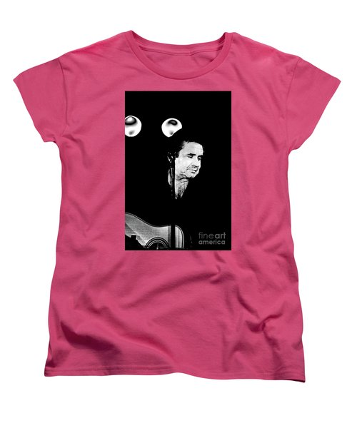 Women's T-Shirt (Standard Cut) featuring the photograph Cash by Paul W Faust - Impressions of Light