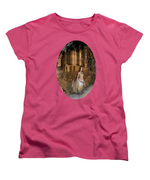 Centaur Castle Women's T-Shirt (Standard Cut)