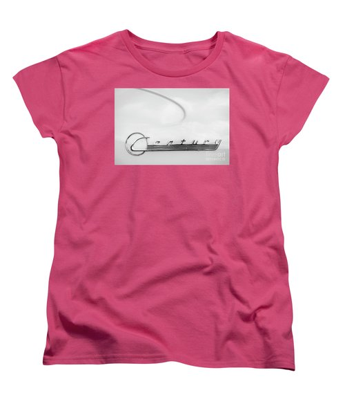 Women's T-Shirt (Standard Cut) featuring the photograph Century Monotone by Dennis Hedberg
