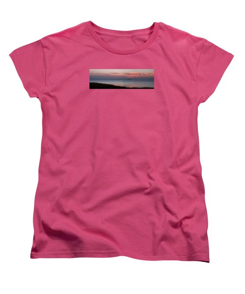 Charleston Bay Women's T-Shirt (Standard Cut) by Allen Carroll