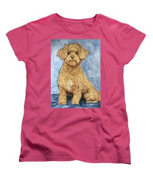 Chase The Maltipoo Women's T-Shirt (Standard Fit)