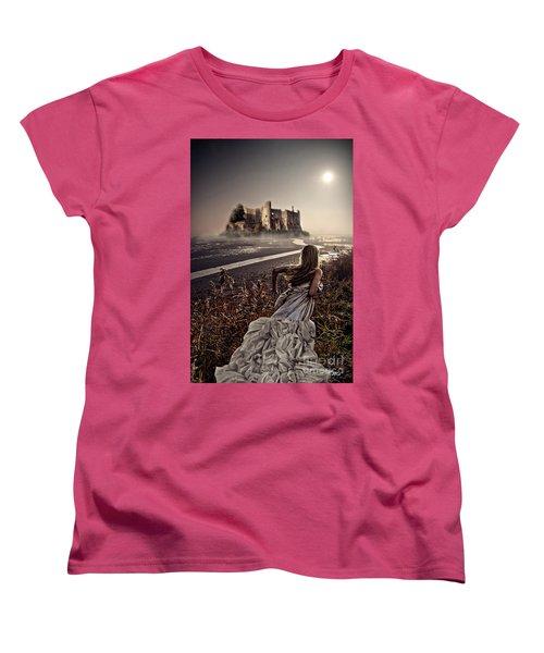 Chasing The Dreams Women's T-Shirt (Standard Cut) by Mo T