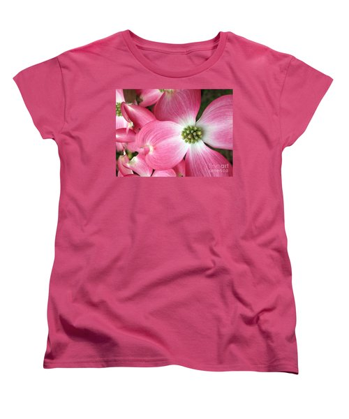 Cherokee Red Dogwood Women's T-Shirt (Standard Cut)