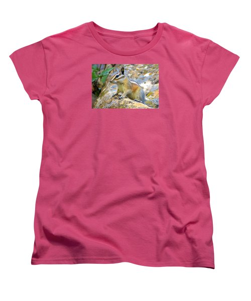 Chipmunk Women's T-Shirt (Standard Cut)
