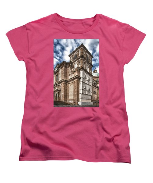 Church Women's T-Shirt (Standard Cut) by Patrick Boening