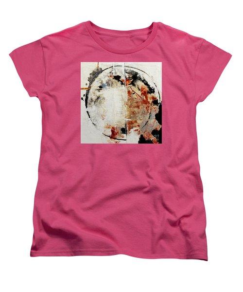 Circles Of War Women's T-Shirt (Standard Cut) by Gallery Messina
