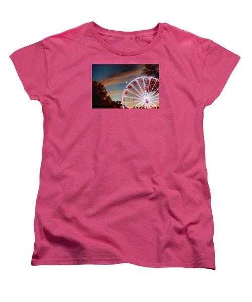 Circus Dusk Women's T-Shirt (Standard Cut)