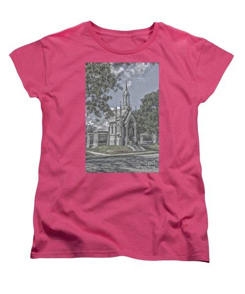 Cities Of The Dead Women's T-Shirt (Standard Cut) by Janice Spivey