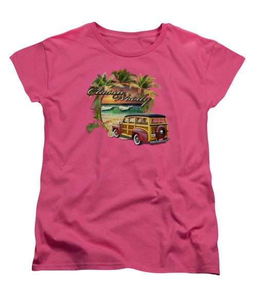 Classic Woody Women's T-Shirt (Standard Cut)
