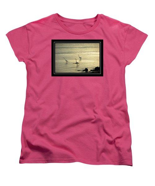 Clearwater Beach Women's T-Shirt (Standard Cut)