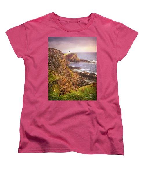 Coastal Walks IIi Women's T-Shirt (Standard Cut)